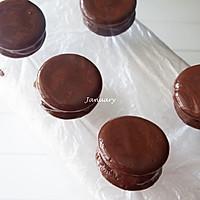 巧克力软心派的做法图解14