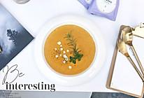 藜麦紫薯燕麦南瓜浓汤的做法