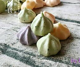 详细版果蔬溶豆的做法