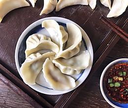 #520,美食撩动TA的心!#牛肉芹菜饺子的做法