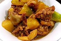 土豆炖鸡块  #零基础硬菜怎么做都好吃#的做法
