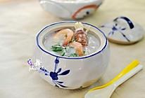 #苏泊尔智能电饭煲#什锦海鲜粥的做法