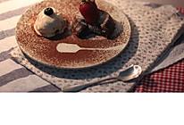 熔岩巧克力蛋糕之#长帝烘焙节#的做法