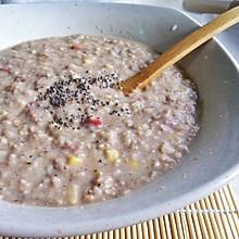豆浆玉米燕麦片
