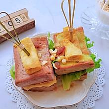 吐司的N种吃法·优酸乳三明治