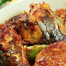 韩式辣炖鲅鱼