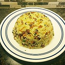 中餐西做——Brunch绝配:培根香草黄金蛋炒饭