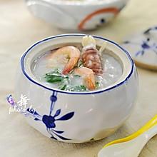 #苏泊尔智能电饭煲#什锦海鲜粥