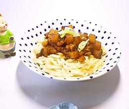土豆丁面#kitchenAid的美食故事#的做法