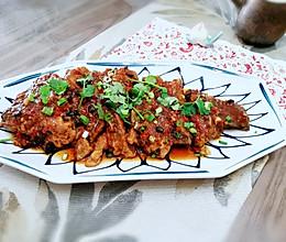 香辣瓦块鱼的做法