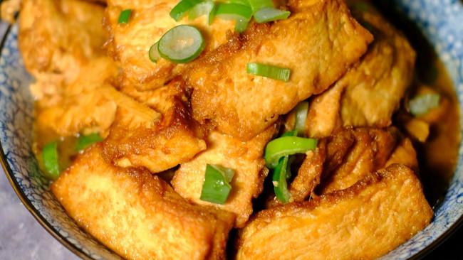 独家 家常烩豆腐,味浓拌饭真好吃吃的做法