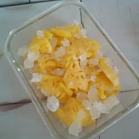 菠萝酒的做法图解2