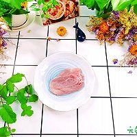 #全电厨王料理挑战赛热力开战!#撩胃~麻辣水煮肉片的做法图解1