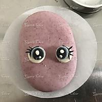 【卡通馒头&卡通包】小马宝莉雪糕馒头,棒棒糖馒头的做法图解3