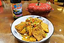 蚝油脆皮豆腐,一口豆腐半碗饭的做法