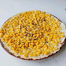 奶香玉米软煎饼
