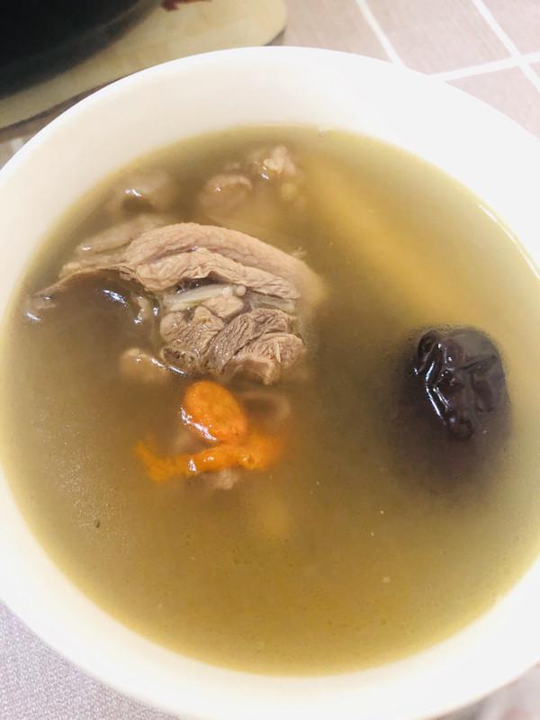 板栗鸡汤的做法