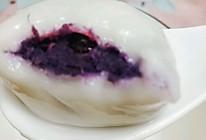 元气满满的紫薯汤圆的做法
