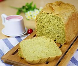 蜂蜜抹茶面包的做法的做法