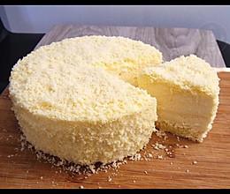 北海道双层芝士蛋糕的做法