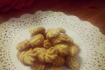 曲奇饼干~皇家贵族美味下午茶
