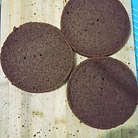 栗子奶油蛋糕,附内容超详细的戚风蛋糕底做法的做法图解26