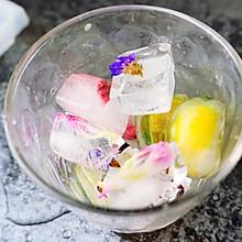 水果鲜花冰块