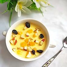宝宝的零食:简单超级营养的水果布丁