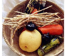 清润汤水--竹蔗茅根水的做法