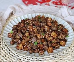 超好吃美味的孜然牛肉土豆粒的做法