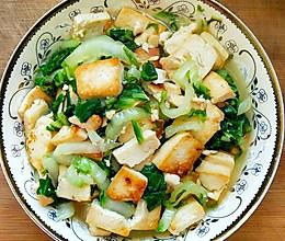 #童年不同样,美食有花样#白菜炖豆腐的做法