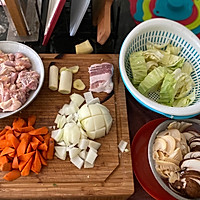 随意搭配的奶油炖菜的做法图解2
