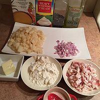 培根土豆浓汤的做法图解1