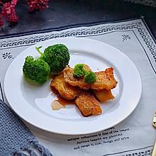 香煎巴沙鱼柳#金龙鱼外婆乡小榨菜籽油 最强家乡菜#