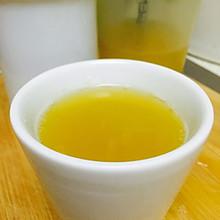 百香果柠檬蜂蜜饮