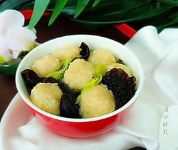 清水虾丸#樱花味道#的做法
