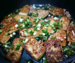 人人都爱吃的~酱汁烧豆腐的做法