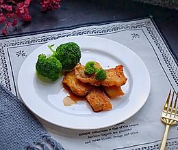 香煎巴沙鱼柳#金龙鱼外婆乡小榨菜籽油 最强家乡菜#的做法