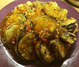 【川味家常菜】鱼香茄盒(茄饼)的做法