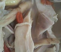 猪肚包鸡汤的做法