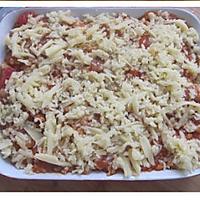 蕃茄肉酱奶酪焗饭的做法图解7
