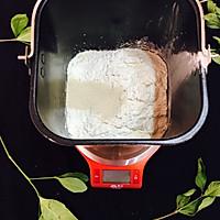 面包机吐司面包—松软拉丝零失败的做法图解4