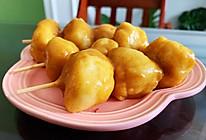 滑!嫩!香!自制浓郁金黄的咖喱鱼丸的做法