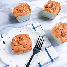 减脂期的无油无糖全麦马芬蛋糕