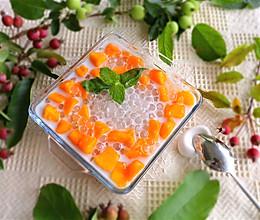 泰式椰奶芒果西米露的做法