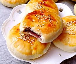 紫薯酥饼的做法