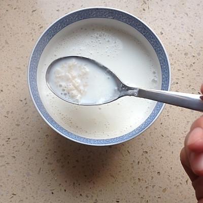 牛奶燕麦片