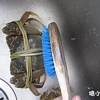 【清蒸大闸蟹】附:螃蟹挑选以及保存法的做法图解6
