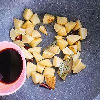 #就是红烧吃不腻!#红烧土豆的做法图解6