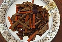 黑胡椒牛肉的做法